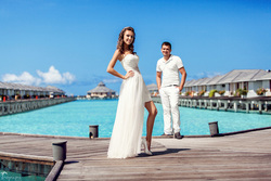 Vacation on Maldives , wedding , honeymoon  摄影师马尔代夫 TropicPic