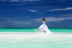 Best wedding photographer in Maldives