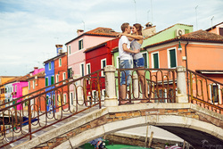 Wedding photography in Rome, Venice, Tuscany