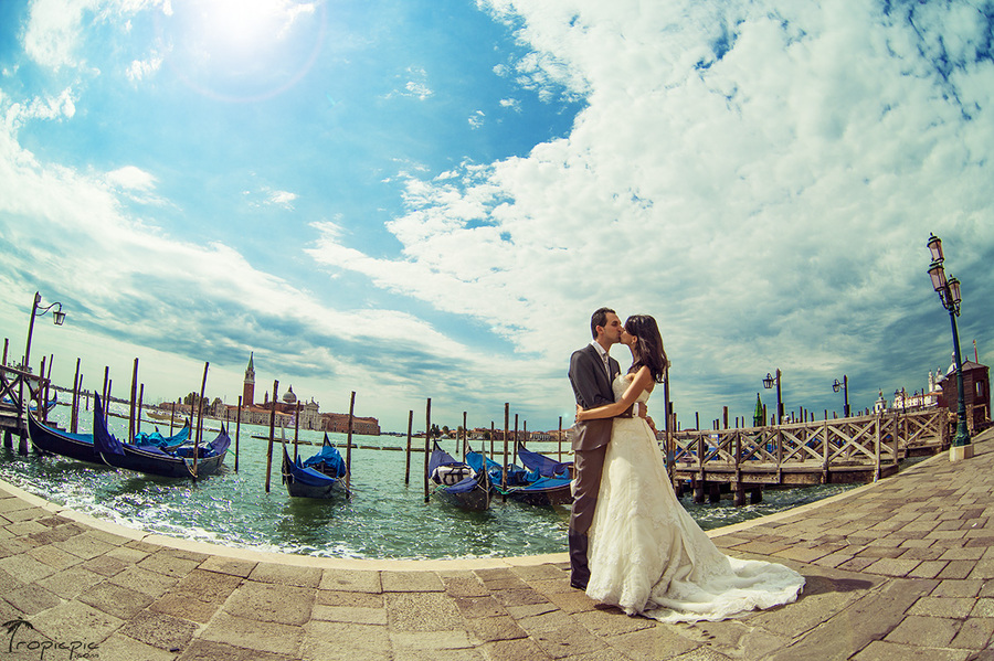 wedding photography in Italy, Venice