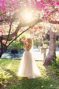Amazing wedding photography in Bali TropicPic