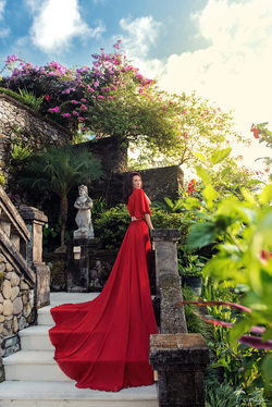 Fashion photographer in Bali