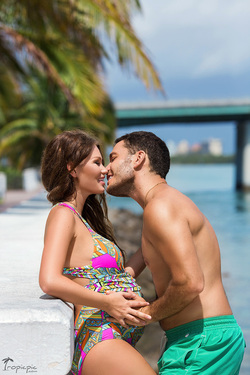 maternity photoshoot in Miami