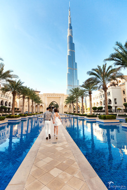 wedding and pre-wedding photographer in Dubai