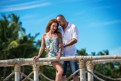 Photoshoot in Dominican republic , wedding in Punta Cana