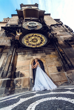 Photographer in Prague Photoshoot in Praha