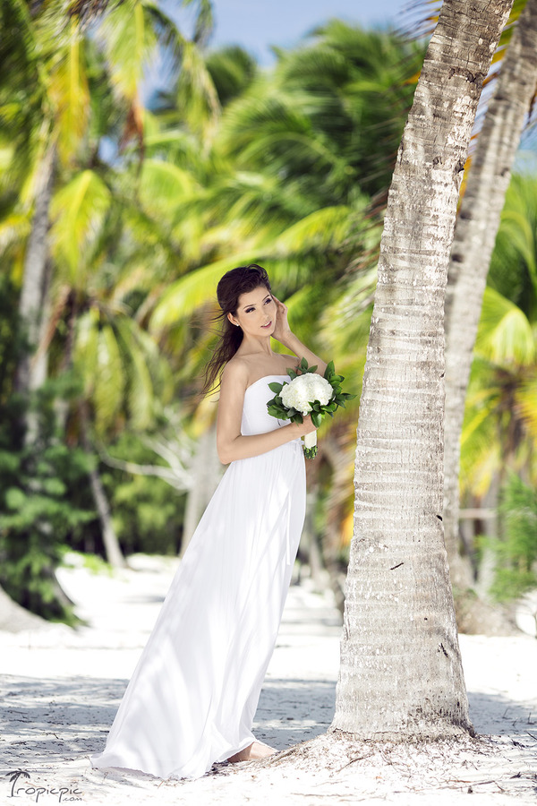 Best wedding photographer in Dominican republic