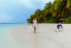 Best wedding photographer in Maldives, affordable photographer.