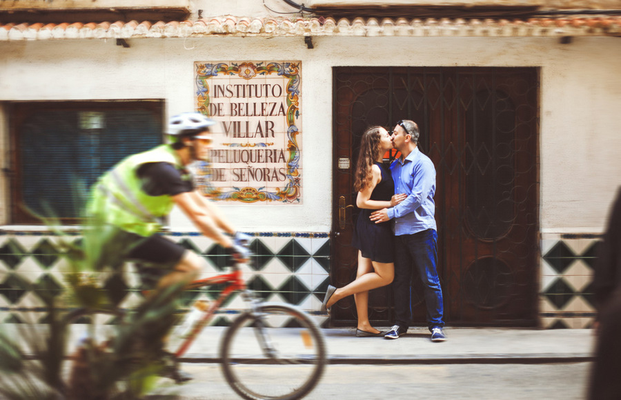 Professional destination wedding photographer in Spain, Barcelona