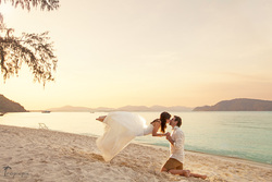 best wedding photography in Thailand (Phuket, Pattaya, Samui, Phi-Phi)