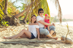 family photography samui