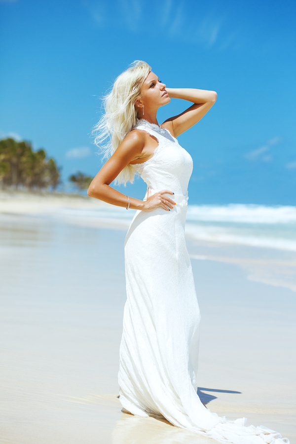 Love Story Photoshoot In Dominican Republic Fashion