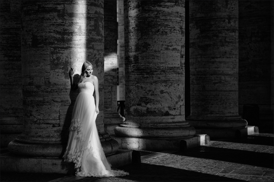 wedding photography in Italy , Rome, Milan , Venice