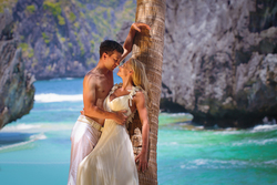 Photography in Philippine , dewtination weddind in Boracay island , fashion photoshoot
