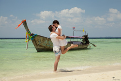 Top destination wedding and honeymoon photographer